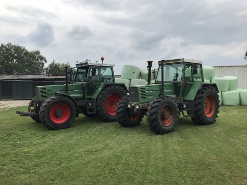 Fendt 614 van ronald-jd1640