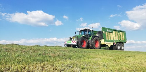 Fendt 920 van johnie the best