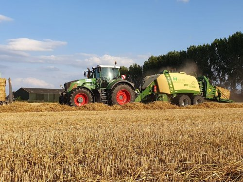 Fendt 930 van johnie the best
