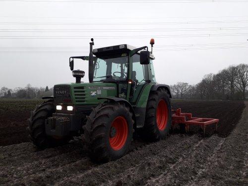 Fendt 308 Holland Farmer van haike