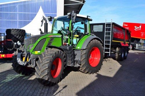 Foto van een Fendt 516. Geplaatst door Lucas Ensing op 03-03-2020 om 19:48:43, op TractorFan.nl - de nummer 1 tractor foto website.