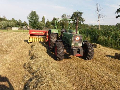 Foto van een Fendt Farmer 5SA. Geplaatst door Gerald Panhuis op 29-03-2020 om 20:37:20, op TractorFan.nl - de nummer 1 tractor foto website.