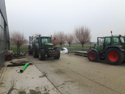 Foto van een Fendt 308/90. Geplaatst door Arjan1234 op 31-03-2020 om 22:32:29, op TractorFan.nl - de nummer 1 tractor foto website.