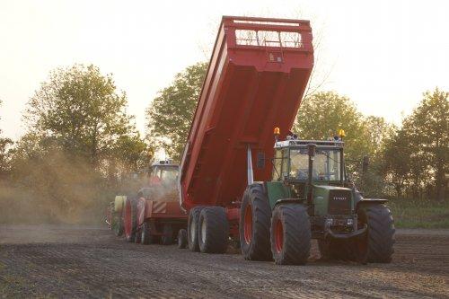 Foto van een Fendt 615. Geplaatst door joey-bertram op 26-04-2020 om 16:47:53, op TractorFan.nl - de nummer 1 tractor foto website.
