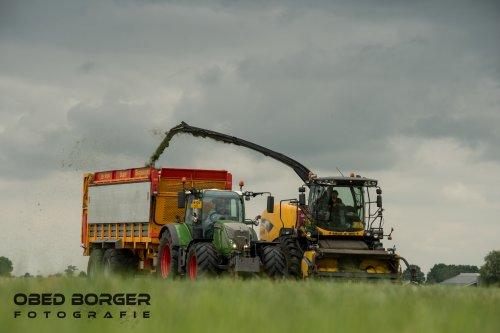 Grashakselen Loonbedrijf Nijmeijer - Kuipers  Obed Borger Fotografie www.obedborger.nl. Geplaatst door Obed Borger op 29-05-2020 om 10:10:18, op TractorFan.nl - de nummer 1 tractor foto website.