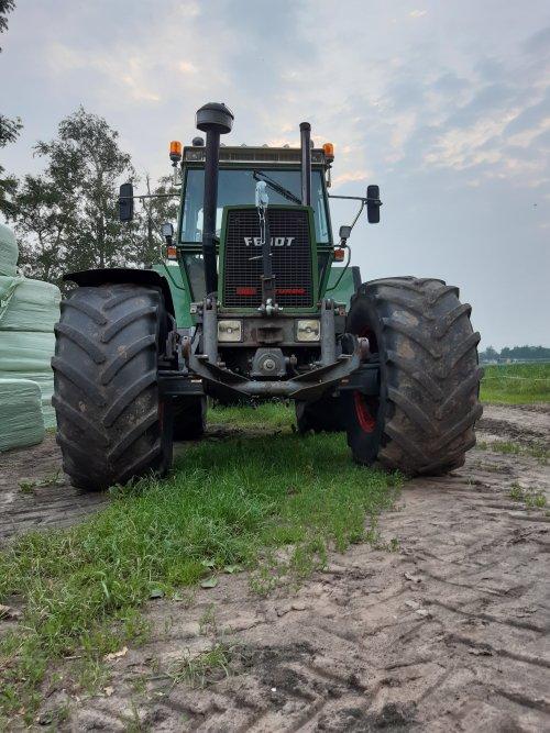 Foto van een Fendt 612. Geplaatst door Rickfendt615 op 17-06-2020 om 17:44:34, op TractorFan.nl - de nummer 1 tractor foto website.