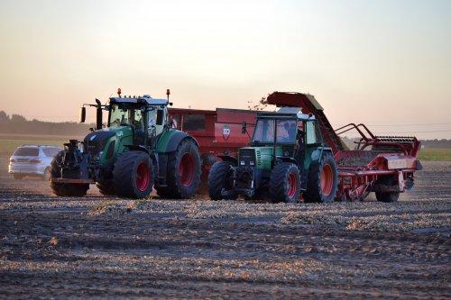 Foto van een Fendt Meerdere. Buijs Emmercompascuum.. Geplaatst door Lucas Ensing op 29-09-2020 om 21:27:12, op TractorFan.nl - de nummer 1 tractor foto website.