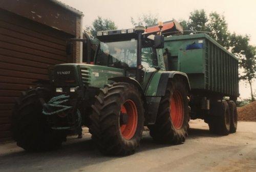 Fendt 515 C van RVM
