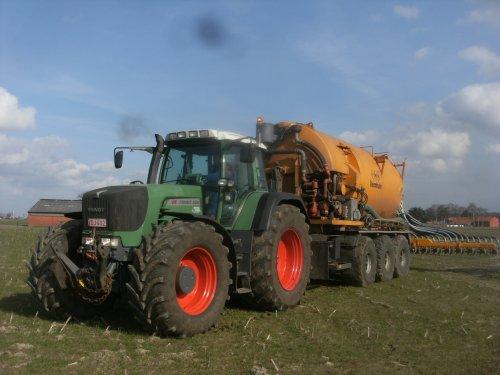 Fendt 920 van tractorquintentje