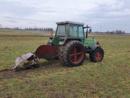 Foto van een Fendt 309.. Geplaatst door deJong op 16-02-2021 om 15:02:32, op TractorFan.nl - de nummer 1 tractor foto website.