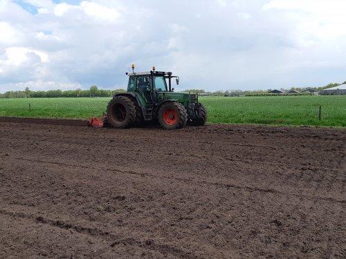 Foto van een Fendt 514 C. Geplaatst door cb6520 op 20-05-2021 om 12:49:07, op TractorFan.nl - de nummer 1 tractor foto website.