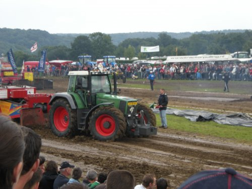 Fendt 818 van TurnMeLoose