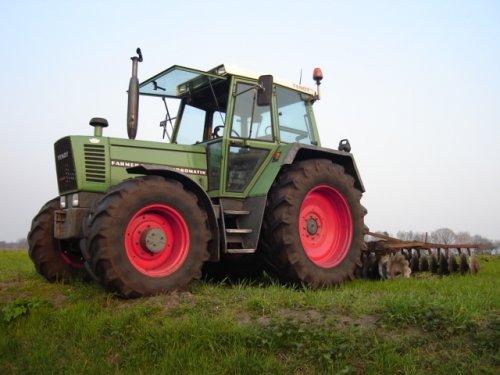 Fendt Farmer 310 LSA van FENDTfarmer