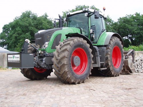 Fendt 936 van JD-FAN