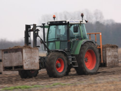 Fendt 380 GTA Turbo van warmerbros