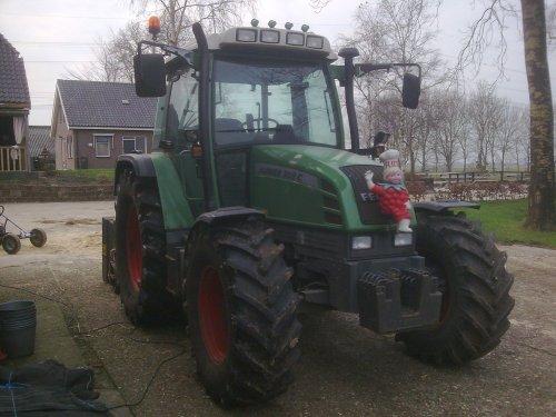 Fendt 308 C van Edfendt