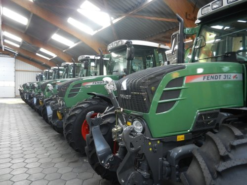 Fendt 300 Serie Wallpaper