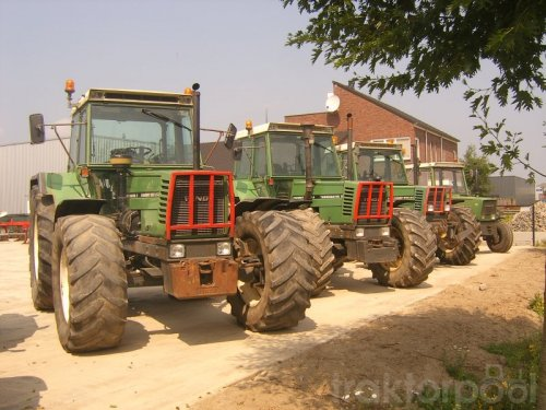 Fendt 600 Serie Wallpaper