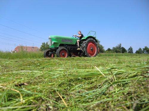 Fendt Favorit 1, gras maaien rustig an.. 't blijft toch nog een paar dagen mooi weer.... Geplaatst door Eric MFUF op 09-06-2013 om 19:25:58, op TractorFan.nl - de nummer 1 tractor foto website.