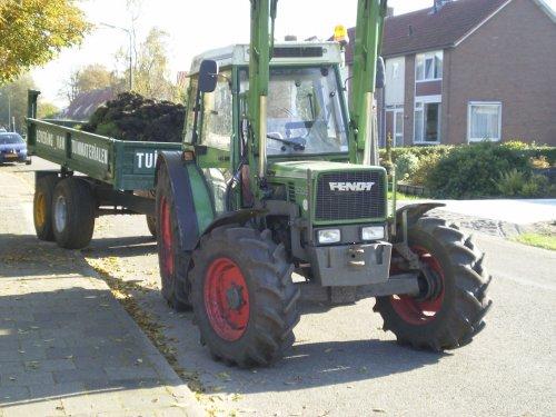 kwam hem tegen even op de foto!. Geplaatst door trekkertje1 op 24-10-2007 om 10:54:09, op TractorFan.nl - de nummer 1 tractor foto website.