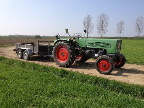 Fendt farmer 1D Wallpaper