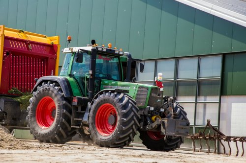 Fendt 916 Wallpaper