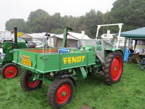 Fendt F 231 GT van oldtimergek