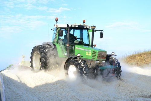 Fendt 512 C van ford8630power