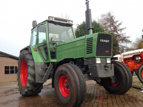 Fendt 311 LS Wallpaper