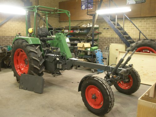 Picture Fendt F 250 GT