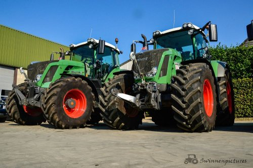 Fendt 800 Serie Wallpaper