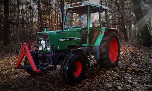Fendt 308 LS Wallpaper