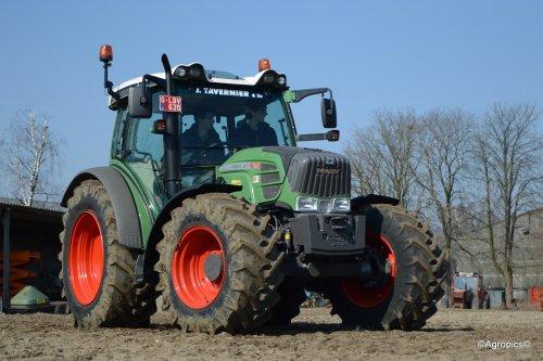 Fendt trainingsdag op school.. Geplaatst door KennyT op 17-03-2016 om 19:30:51, op TractorFan.nl - de nummer 1 tractor foto website.