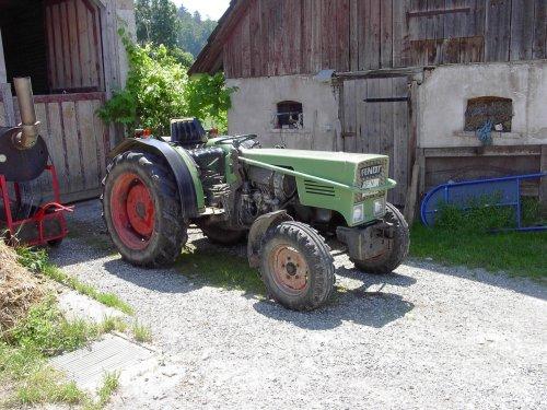 Foto van een Fendt 206 F. Geplaatst door collin ihfan op 14-07-2016 om 22:39:10, op TractorFan.nl - de nummer 1 tractor foto website.