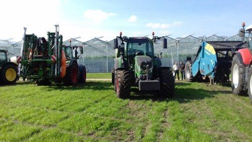 Foto van een Fendt 516. Geplaatst door driesM600 op 24-09-2016 om 19:47:07, op TractorFan.nl - de nummer 1 tractor foto website.
