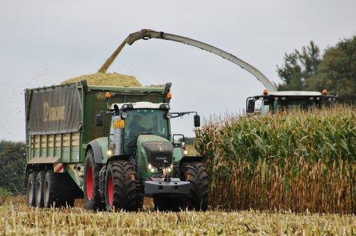 Loonbedrijf Jansen Tiendeveen in de mais!  Meer op: http://www.landbouwpowers.nl. Geplaatst door ronaldclaas op 08-11-2016 om 18:15:10, met 2 reacties.