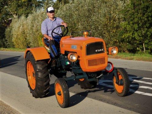 Fiat 215 van Oranjetop