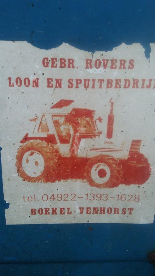 Foto van een Fiat 1880. Geplaatst door oliofiat op 10-08-2019 om 12:56:05, op TractorFan.nl - de nummer 1 tractor foto website.