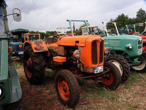 Foto van een Fiat 411R. Geplaatst door Renaultgek op 11-09-2019 om 01:29:12, op TractorFan.nl - de nummer 1 tractor foto website.