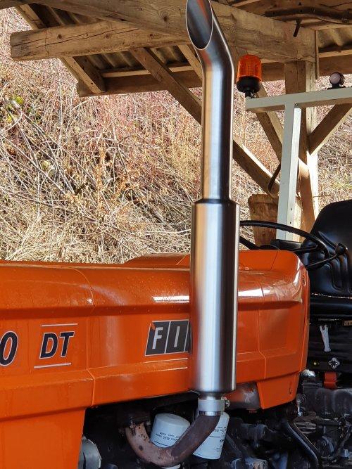 Foto van een Fiat 1000DT. Geplaatst door Swiss Fiat Farm op 26-01-2020 om 14:39:50, met 6 reacties.