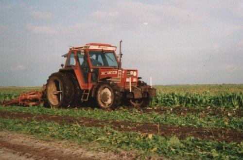 Halverwege de jaren 90  bieten rooien thuis 3 fasen systeem.. Geplaatst door allis man op 07-03-2021 om 23:09:22, op TractorFan.nl - de nummer 1 tractor foto website.