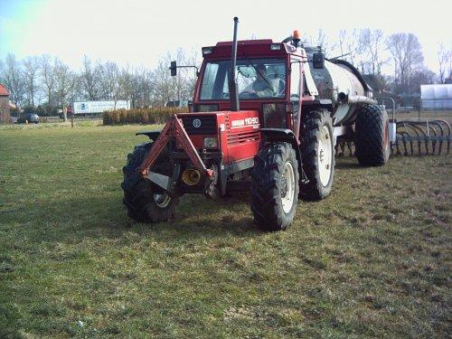 Fiat 110-90 van TractorFan