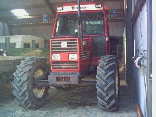 Fiat 100-90 van TractorFan