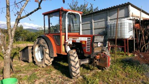 Fiat 35-66 van T track