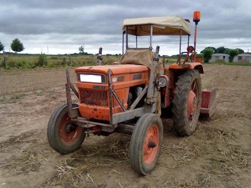 Fiat 480 van tractor110-90
