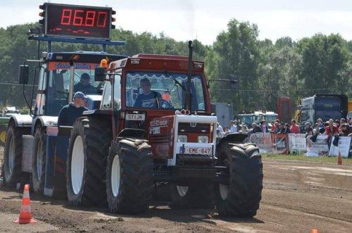 In de 5,5t met men 100-90 toch een mooie 92.20. Geplaatst door stijntje1 op 07-09-2016 om 21:21:24, op TractorFan.nl - de nummer 1 tractor foto website.