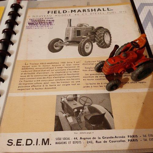 Field Marshall Serie 3 van stijn-de-bock