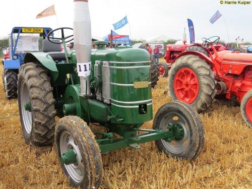 Field Marshall MK I van oldtimergek