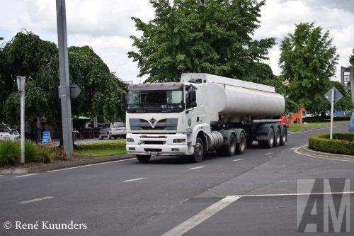 Foto van een Foden Alpha, opgebouwd voor tanktransport.. Geplaatst door Alex Miedema op 23-03-2019 om 19:24:42, op TractorFan.nl - de nummer 1 tractor foto website.