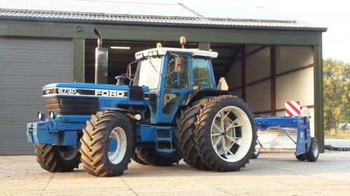 Ford 8730 van stefan_4000
